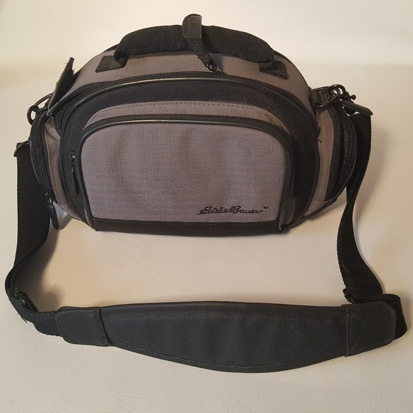 Eddie Bauer Other - Eddie Bauer Padded Camera Bag Case Adjustable